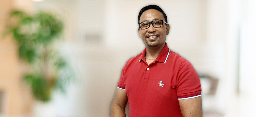 Bodyguard turned entrepreneur: How leaving his job led him to start his own business