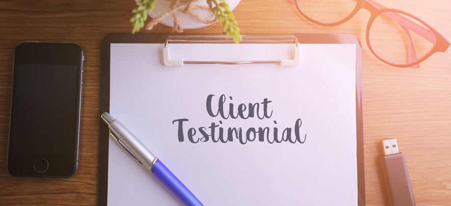 Use the power of testimonials to boost your ecommerce sales