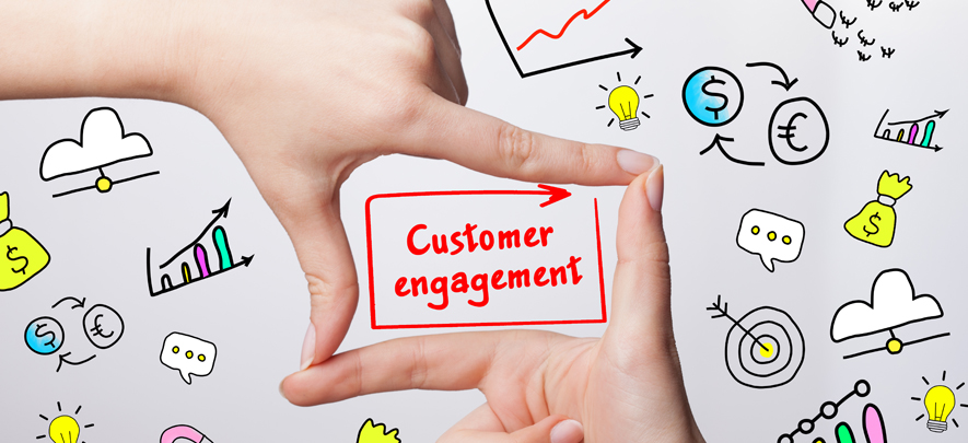 Engaging customers is more relevant now, than ever!