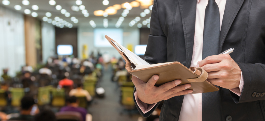 Explore a career in event management