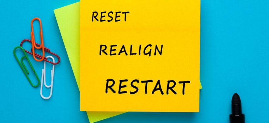 Reset and reboot: Vision and business goal tips for 2020