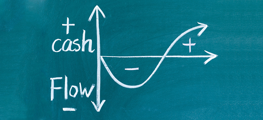 Managing cash flows during a period of crisis