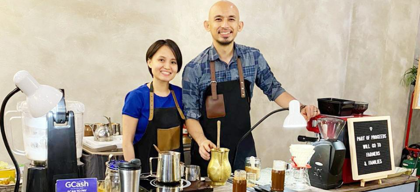Coffee-lover turned entrepreneur blends passion and advocacy to her business