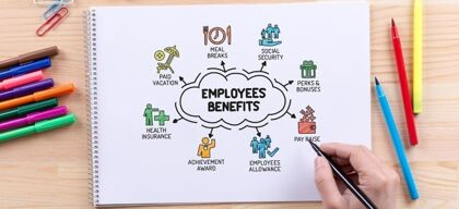 5 employee benefits small companies can offer new employees