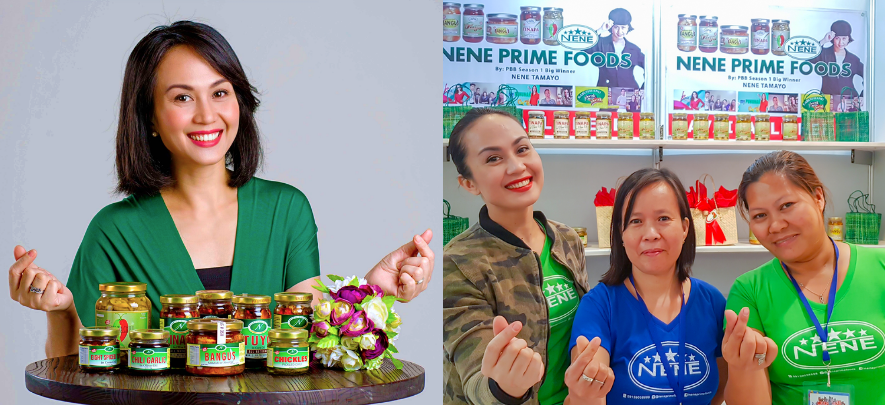 How celebrity-mompreneur Nene Tamayo bounced back from losing more than P1 million to building a successful food business