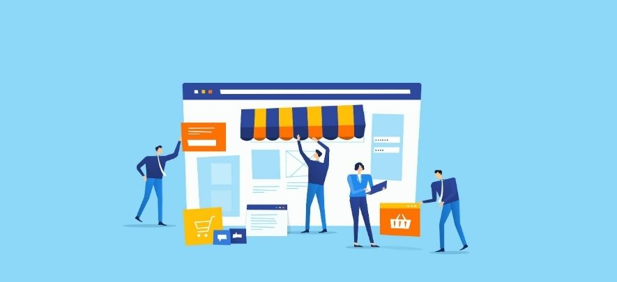 How can you convert your display only informational site into a transactional fully functional eStore?