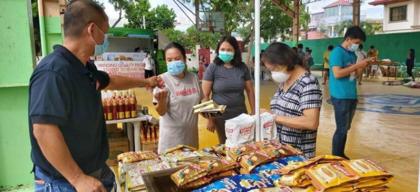 DTI continues Diskwento Caravan under community quarantine