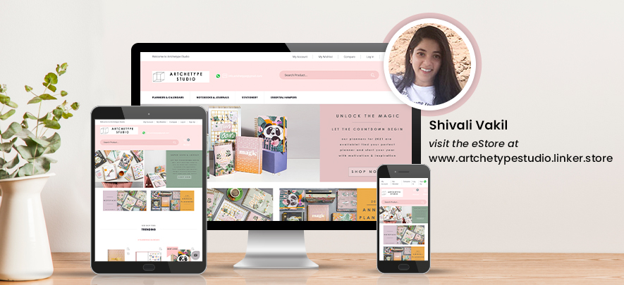 This design entrepreneur tripled her sales with an eCommerce store