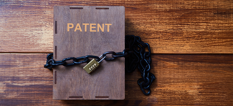 What are the 3 types of patents?