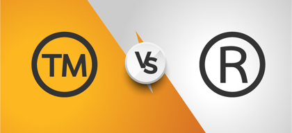 What is the difference between Trademark ™ and Registered trademark symbol ® ?