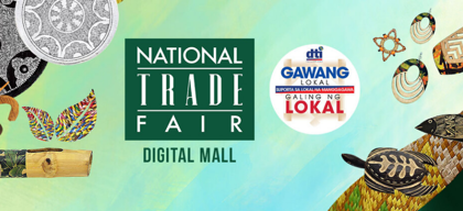 Let's go digital malling! Here's what you'll find at the National Trade Fair Digital Mall