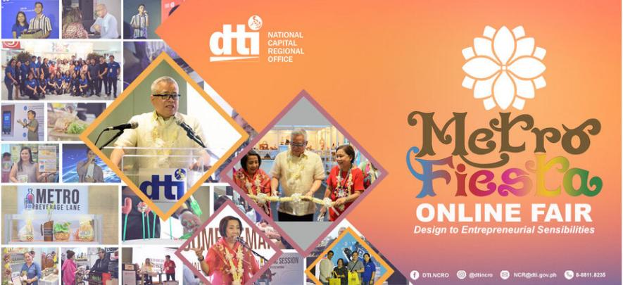 Shop Local: Metro Fiesta Online Fair – Design to Entrepreneurial Sensibilities