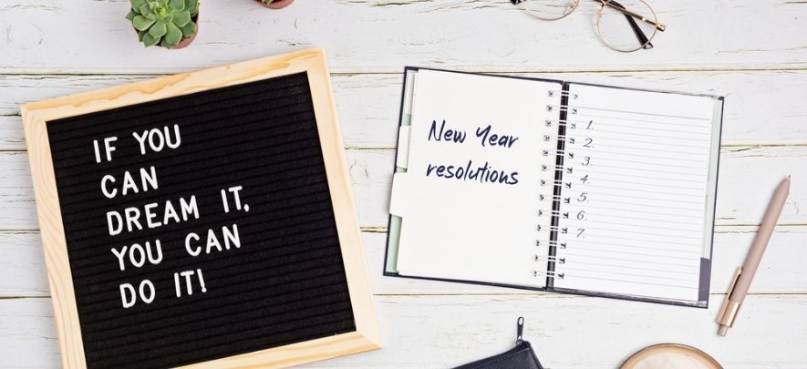 My business resolutions for the new year