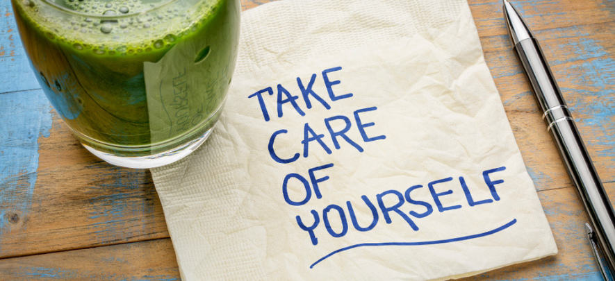 Self-care: Before anything else, can you take care of yourself first?