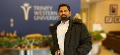 Prathap Kumar Koomkattil, Founder, La Global
