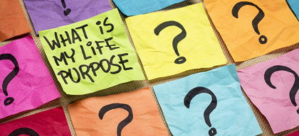 The art of creating a purposeful life