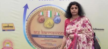 Jyothi Gosala, CEO, Shubang Communications