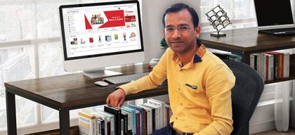 Ritesh Shah, Founder, SwitchBazaar.com