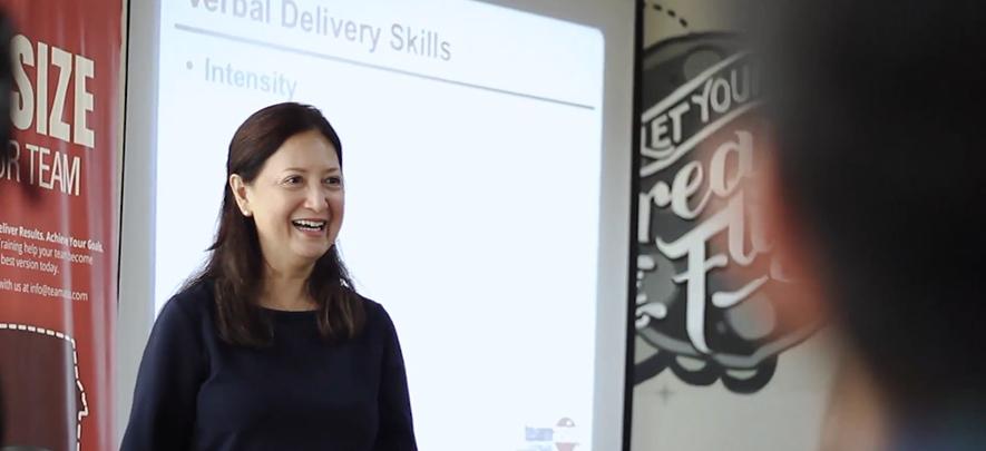 Seasoned veteran shares secret to effective presentation - Own it