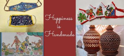 Looking for happiness? Happiness is handmade