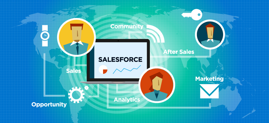 How to analyse, improve & track field salesforce activities with automation
