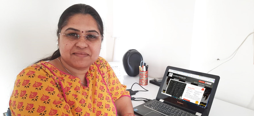 Hemlata, Proprietor, OSK Cadenza Advantage India
