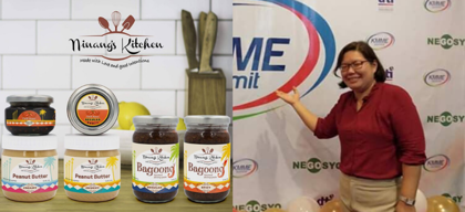 Negosyo Spotlight Ep 01: Hazel Asignar of Ninang's Kitchen
