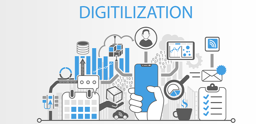 Overview of digitalisation in business