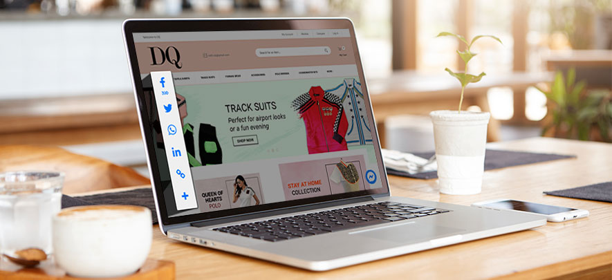 Why and how to add floating social media icons to your online store