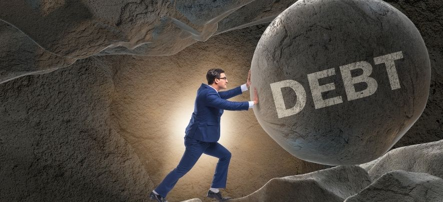 How to quickly pay off business debt