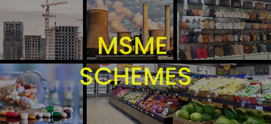 Government Schemes for MSMEs