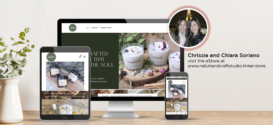 How this sister duo got greater business exposure and sales with an online store