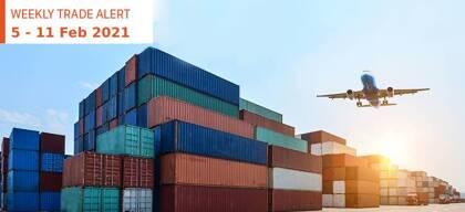 Weekly Trade Alert: 5 -11 February