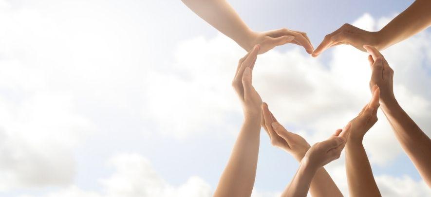 Together, stronger, happier