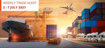 Weekly Trade Alert: 2 – 7 July