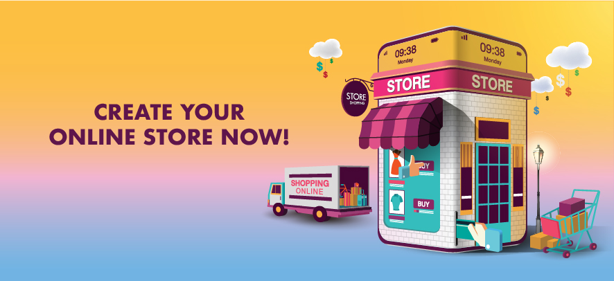 A step-by-step guide to creating your own eStore with UnionBank GlobalLinker
