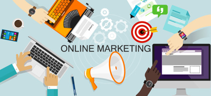 New to the Online Marketing world? Learn more here