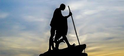 Walk the talk: Learnings from the Mahatma