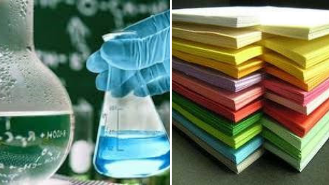 Chemicals and Paper