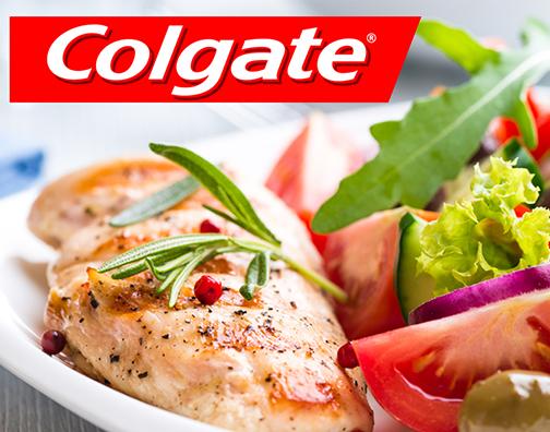 Colgate food