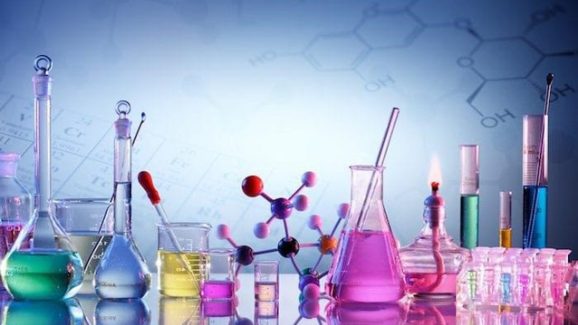 Chemicals and medical supplies