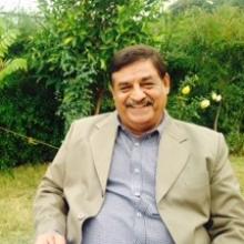 Ashweani Bhandari
